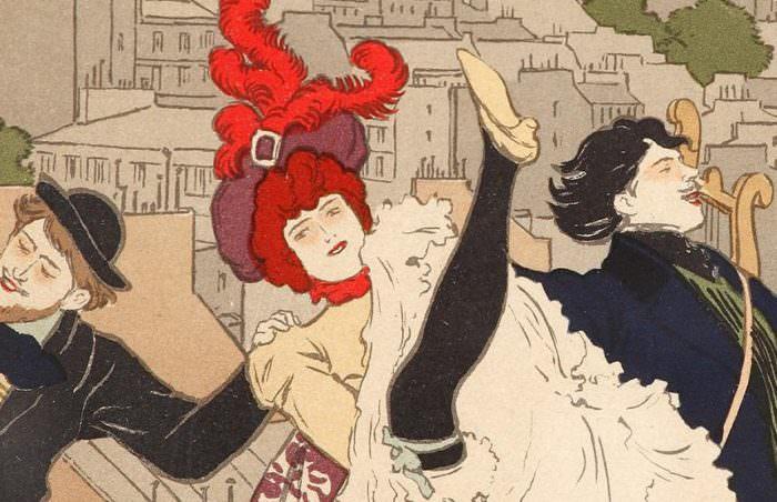 Toulouse - Lautrec y el espíritu de Montmartre