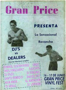 Price Vinyl Fest