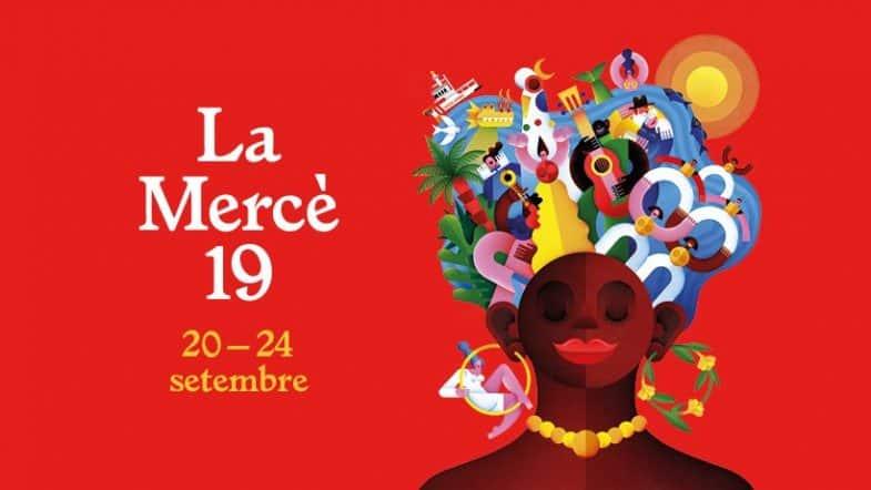 Cartel de La Mercé 2019