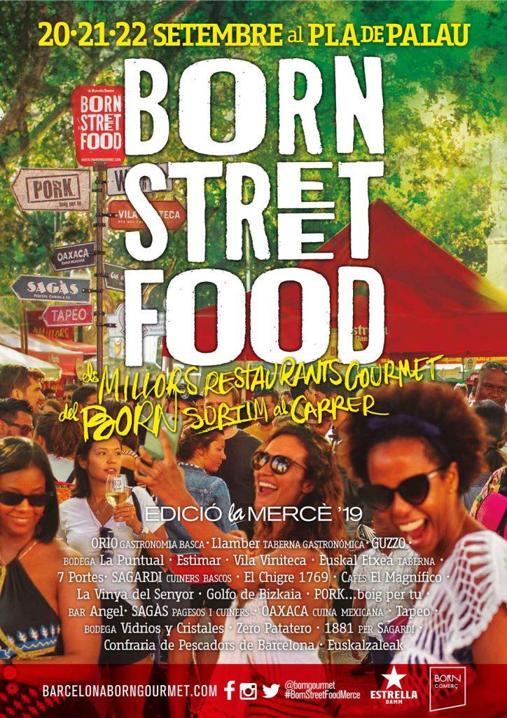 Cartel del Born Street Food.