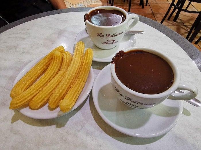 chocolaterías