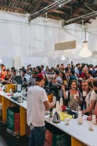 IBCFIndependent Barcelona Coffee Festival