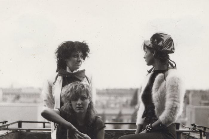 Here to be Heard: The Story of The Slits. Festival In-Edit