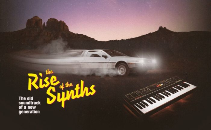 The Rise of the Synths, Festival In-Edit