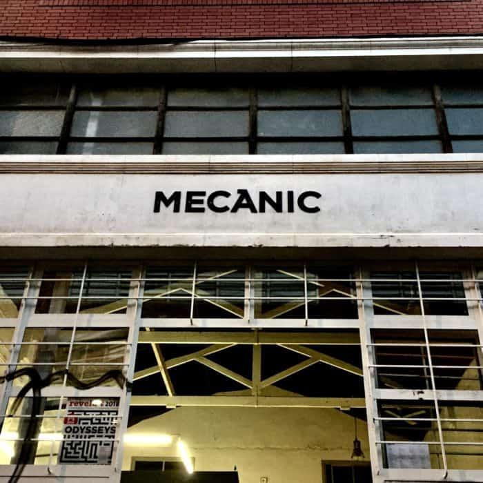 Mecànic