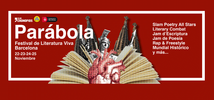 Parábola Festival Literatura Viva