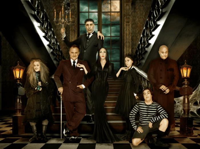 ManueldelosGalanes- Familia Addams