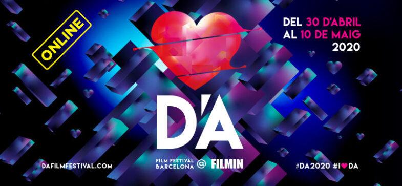 Festival D'A 2020, del 30 de abril al 10 de mayo.
