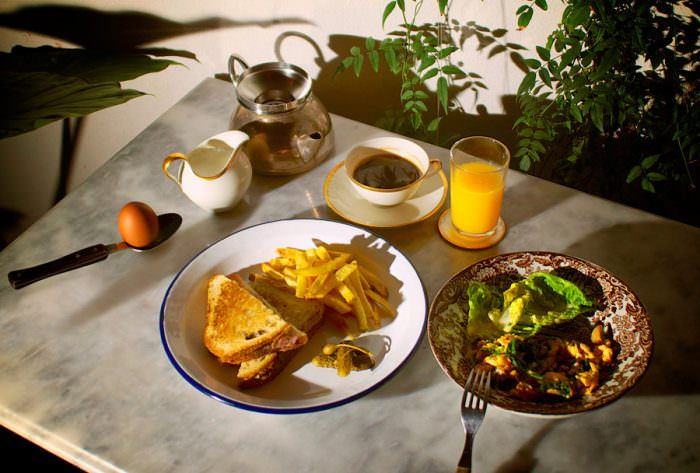 Las delicias del Godot como desayuno, comida o cena