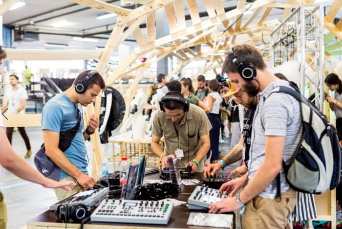 Sónar+D workshops