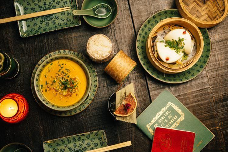 Boa-Bao es un viaje gastronómico