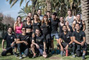 Etnrenar en Fitpack es entrenar con otros con la misma pasión