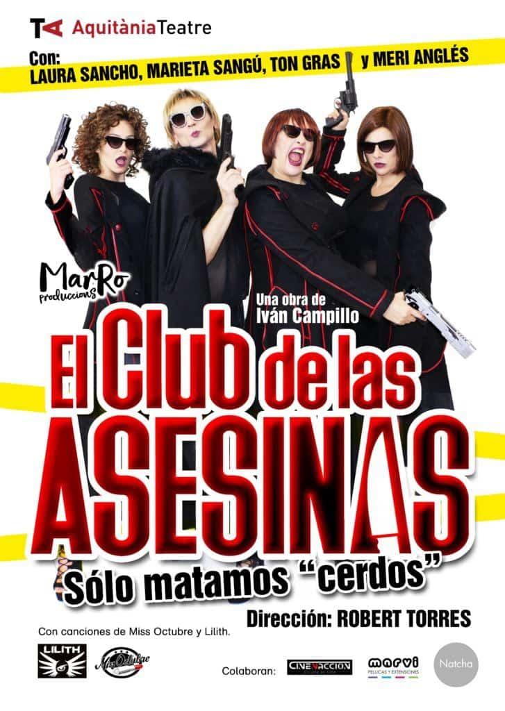 El Club de las Asesinas