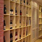 Cuentan con una cuidada selección de vinos italianos