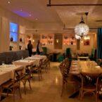 Imagen de otro espacio del restaurante