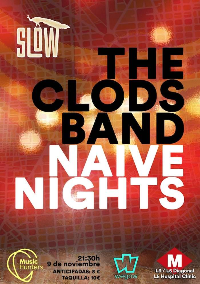 the clods band