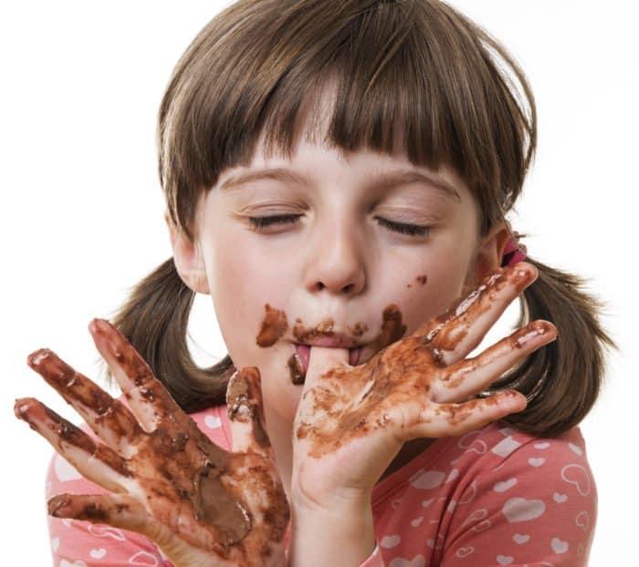taller de chocolate
