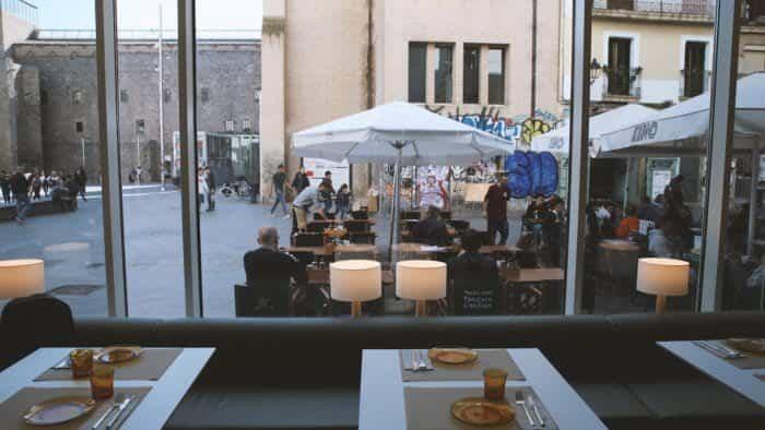 MACBA Café