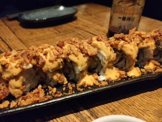 Monster sushi
