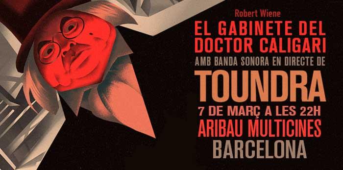 Image result for toundra el gabinete del doctor caligari