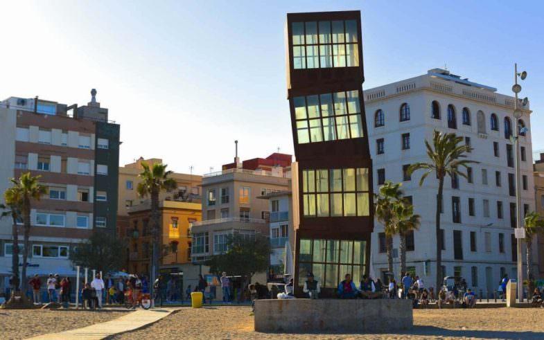 Imprescindibles de La Barceloneta. Paseo Marítimo