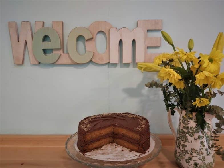 Nuestra tentación: la carrot cake de chocolate