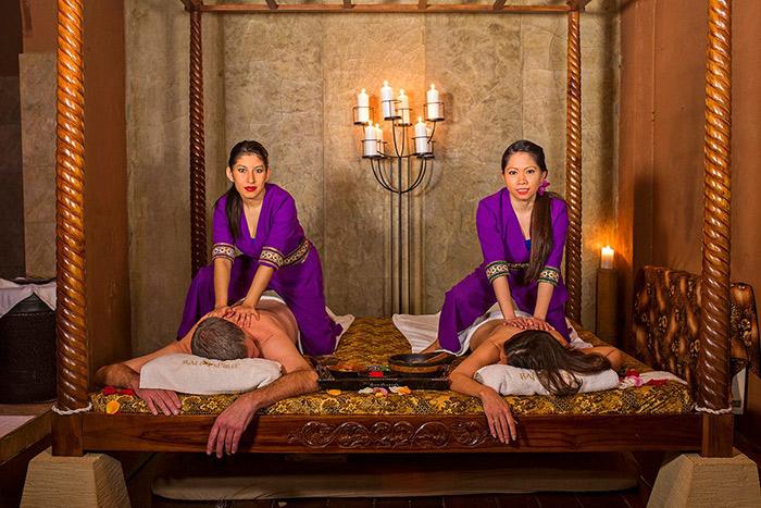 masaje en Bali spirit