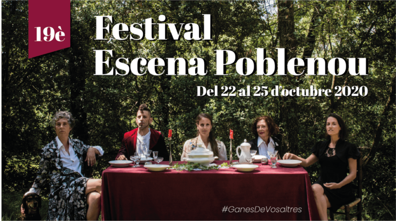 Festival Escena Poblenou 2020.