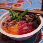 Hula Poke Food