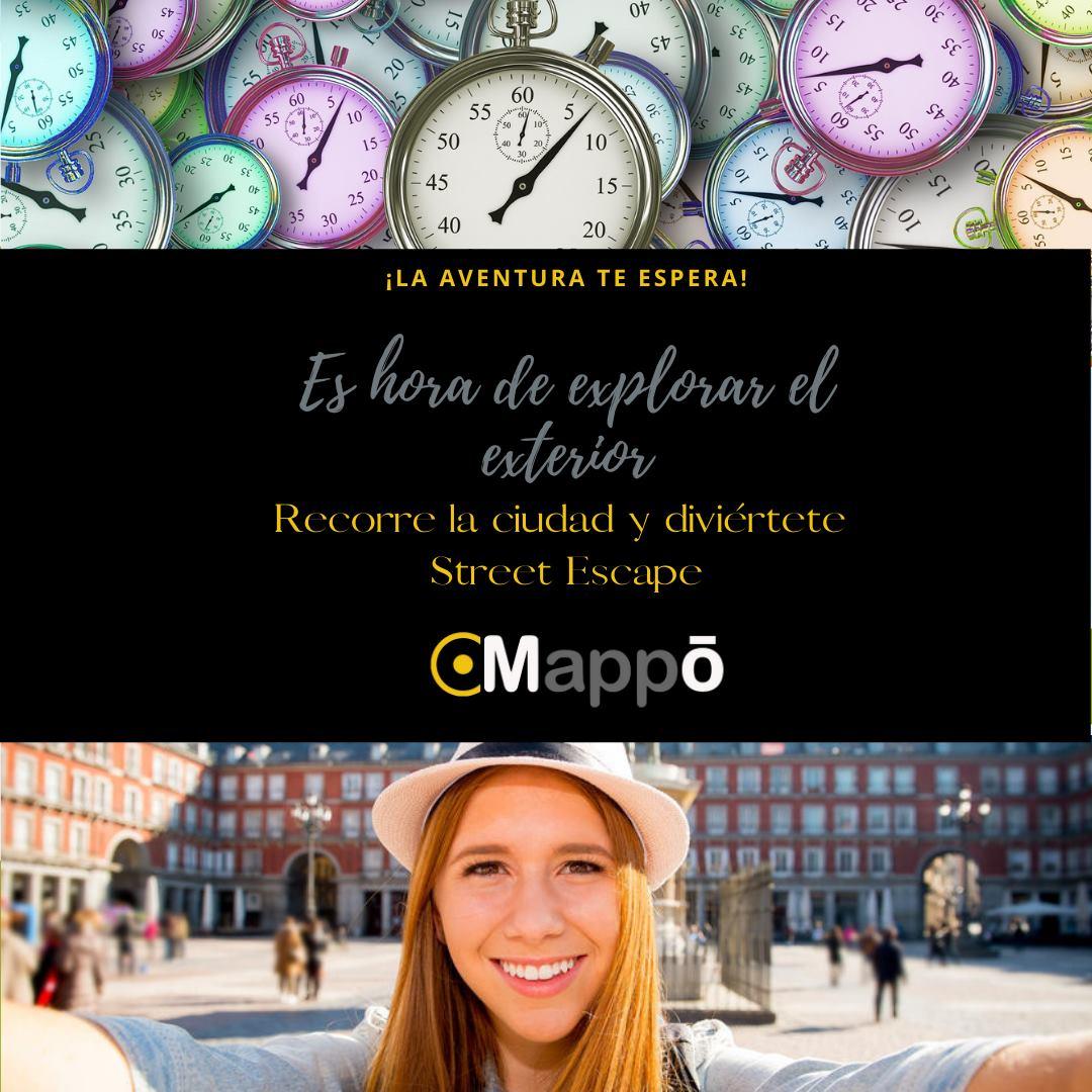 street escape por barcelona - mappo